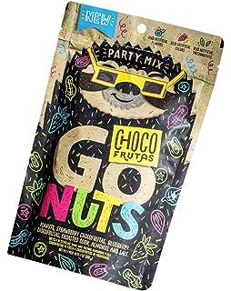 Amazon.com : Go Nuts Banana - Semillas Mixtas con Choco ...