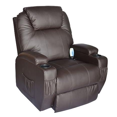 Awe Inspiring Cavendish Electric Recliner Chair With Heat Massage Choice Of Colours Brown Spiritservingveterans Wood Chair Design Ideas Spiritservingveteransorg