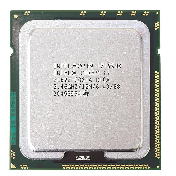 Intel Core i7-990X Extreme Edition Processor 3 46 GHz 6 Core LGA 1366 -  BX80613I7990X