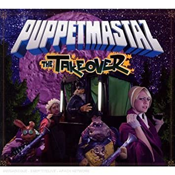 puppetmastaz the takeover
