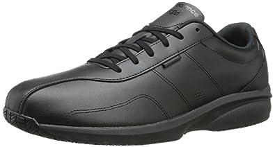 the best attitude 8c9bf b4e23 New Balance Men s MID526 Slip Resistant Work Shoe,Black,7.5 2E US