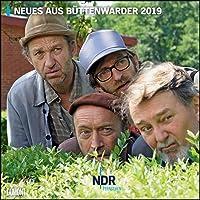 Neues aus Büttenwarder 2019 - Broschürenkalender - Wandkalender - Format 30 x 30 cm
