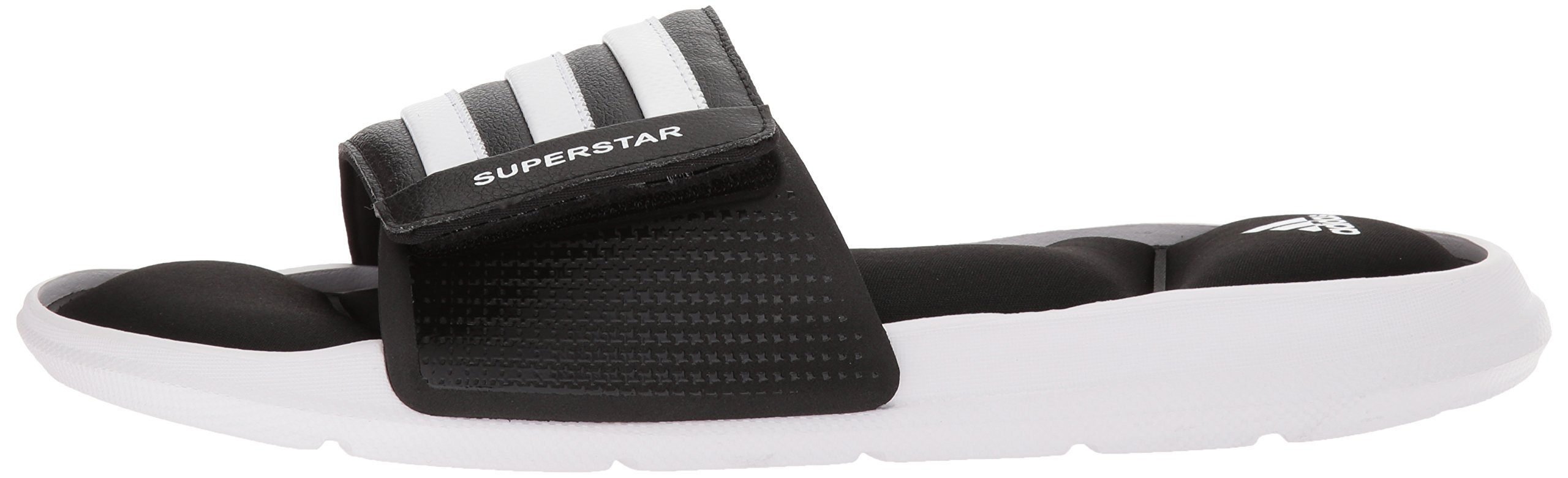 d6e0e904ecd7 adidas Men s Superstar Slide Sandal