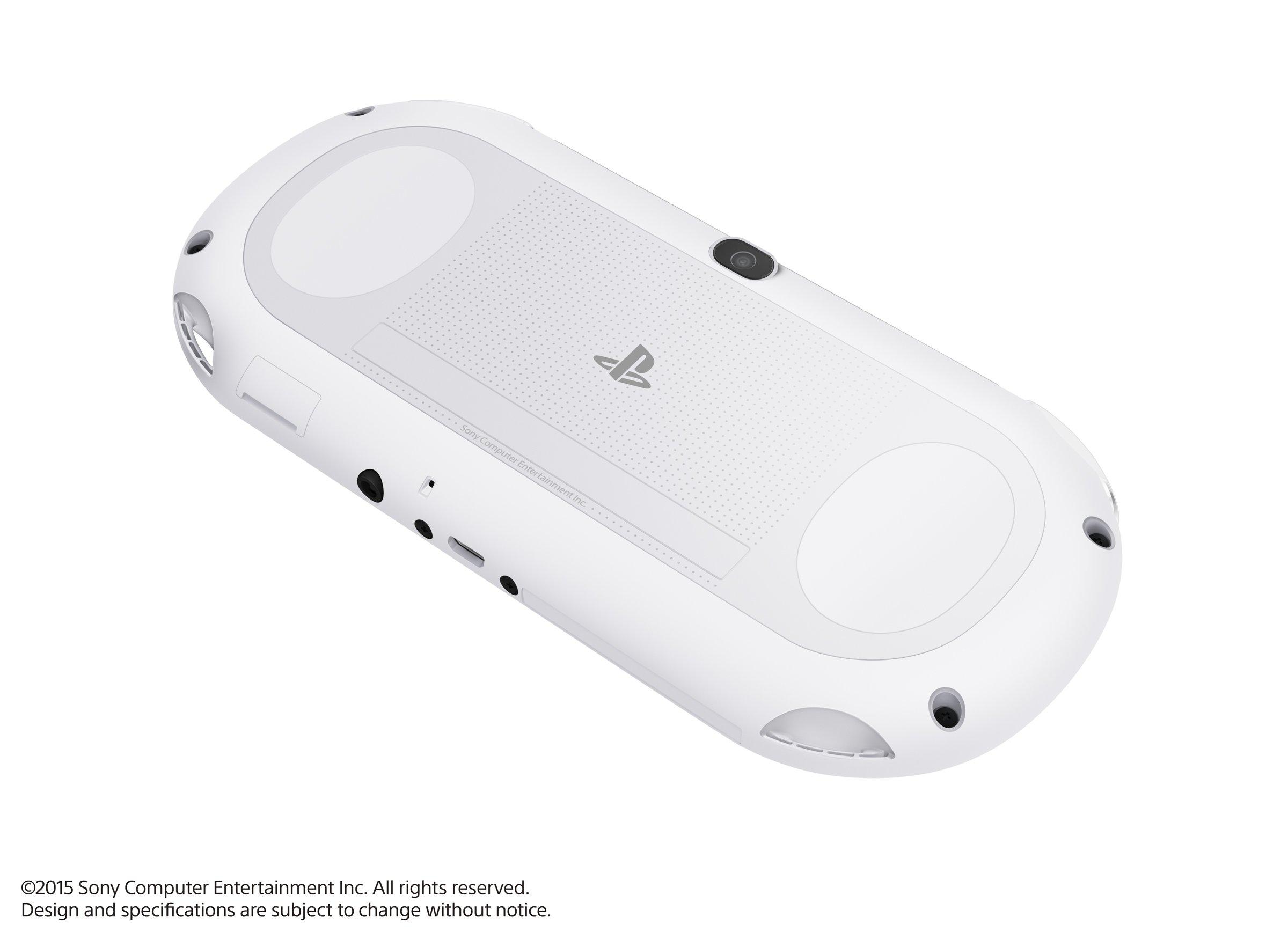 PlayStation Vita Wi-Fi model Glacier White (PCH-2000ZA22) Japanese Ver. Japan Import by Sony (Image #5)