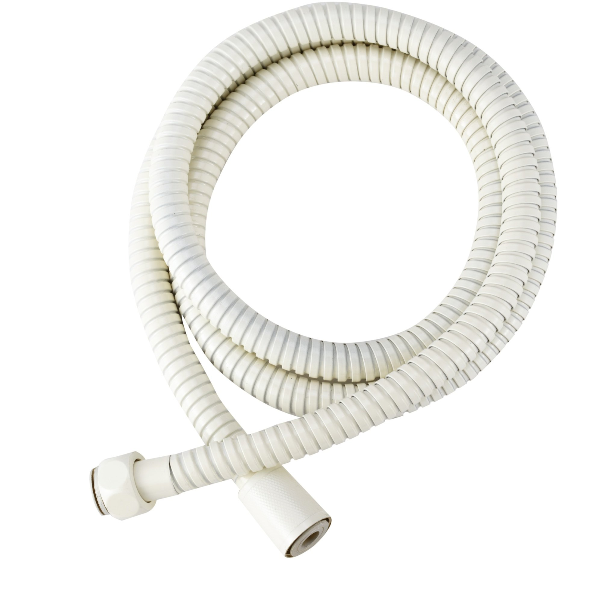 Dura Faucet DF-SA200-BQ RV 60-inch Stainless Steel Shower Hose (Bisque Parchment) by Dura Faucet