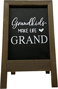 """HomAccent Grandkids Decorative Sign 
