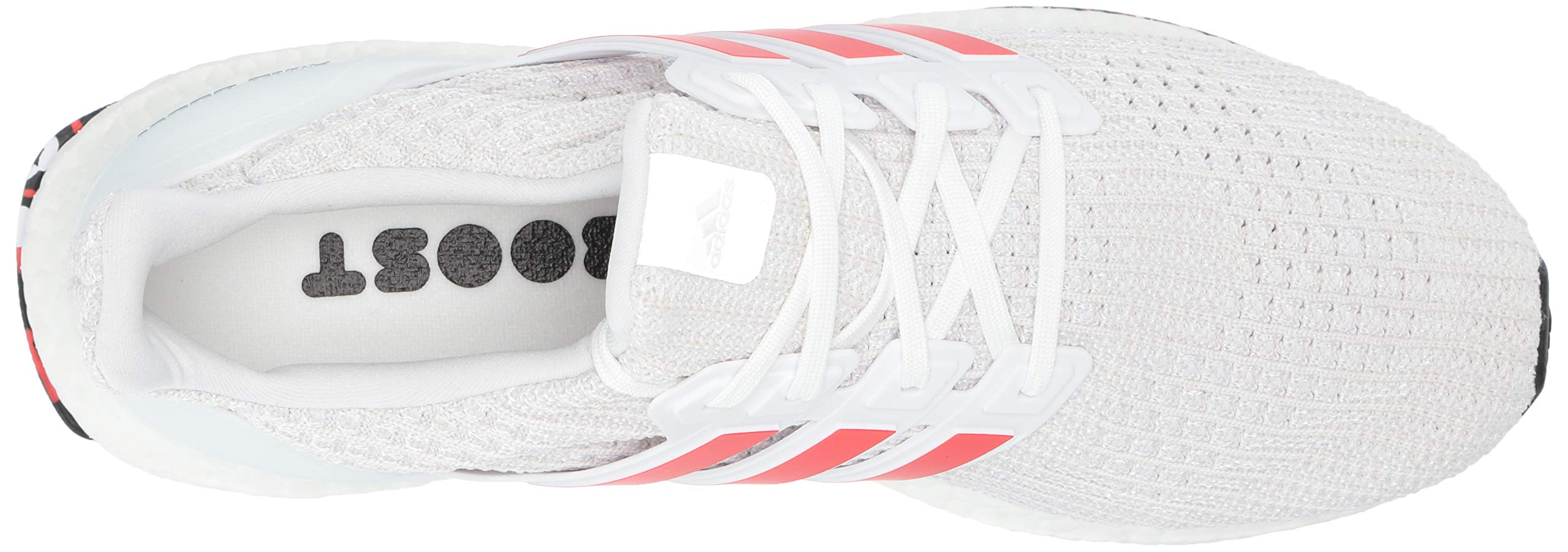 adidas Men's Ultraboost, Active red/Chalk White, 4 M US by adidas (Image #8)