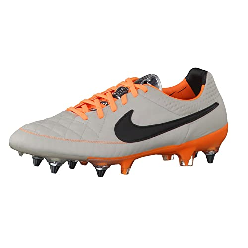 aa4d5fb06 Nike Tiempo Legend V SG-PRO Mens Football Boots 631614 Soccer Cleats Soft  Ground (