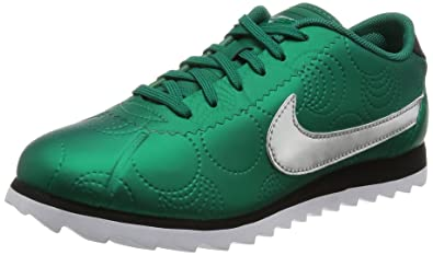 Nike Running Cortez Ultra Look of the City QS Mystic Green Black Gr.38.5