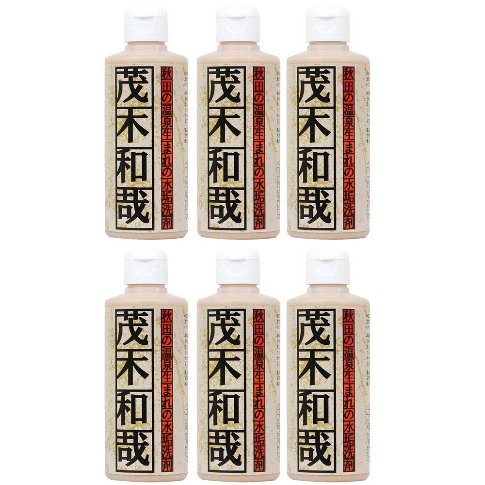 洗剤 茂木和哉 水垢洗剤 200ml (6本) B01LZZBLVE