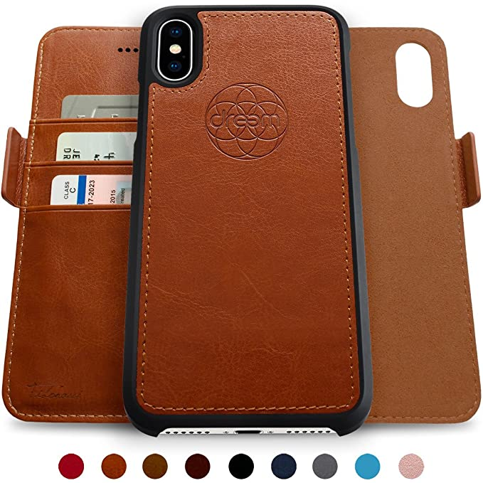 Giveaway iphone xs case with card holder slim