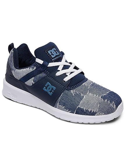 DC Shoes Heathrow TX LE - Shoes - Zapatillas - Mujer - EU 38: DC Shoes: Amazon.es: Zapatos y complementos