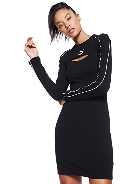 vestido de mujer puma