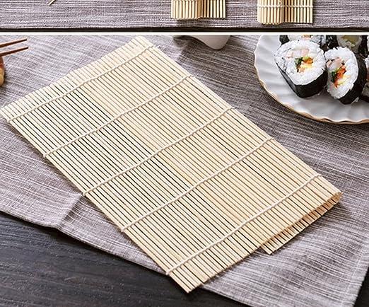 Cojín De Sushi De Bambú Sushi Japonés Herramientas De Bambú ...