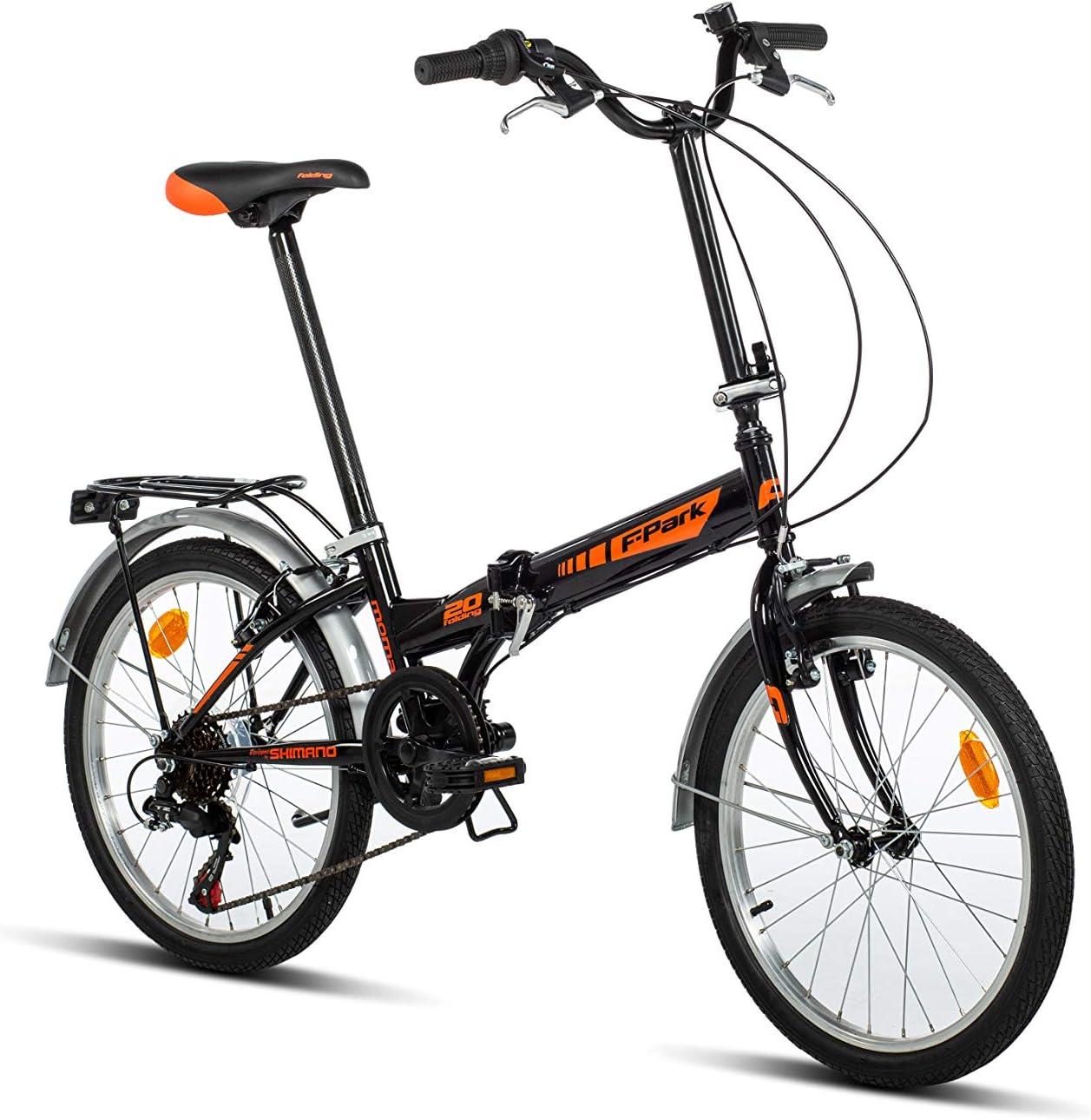 Moma bikes bicicleta plegable urbana folding park shimano 6v
