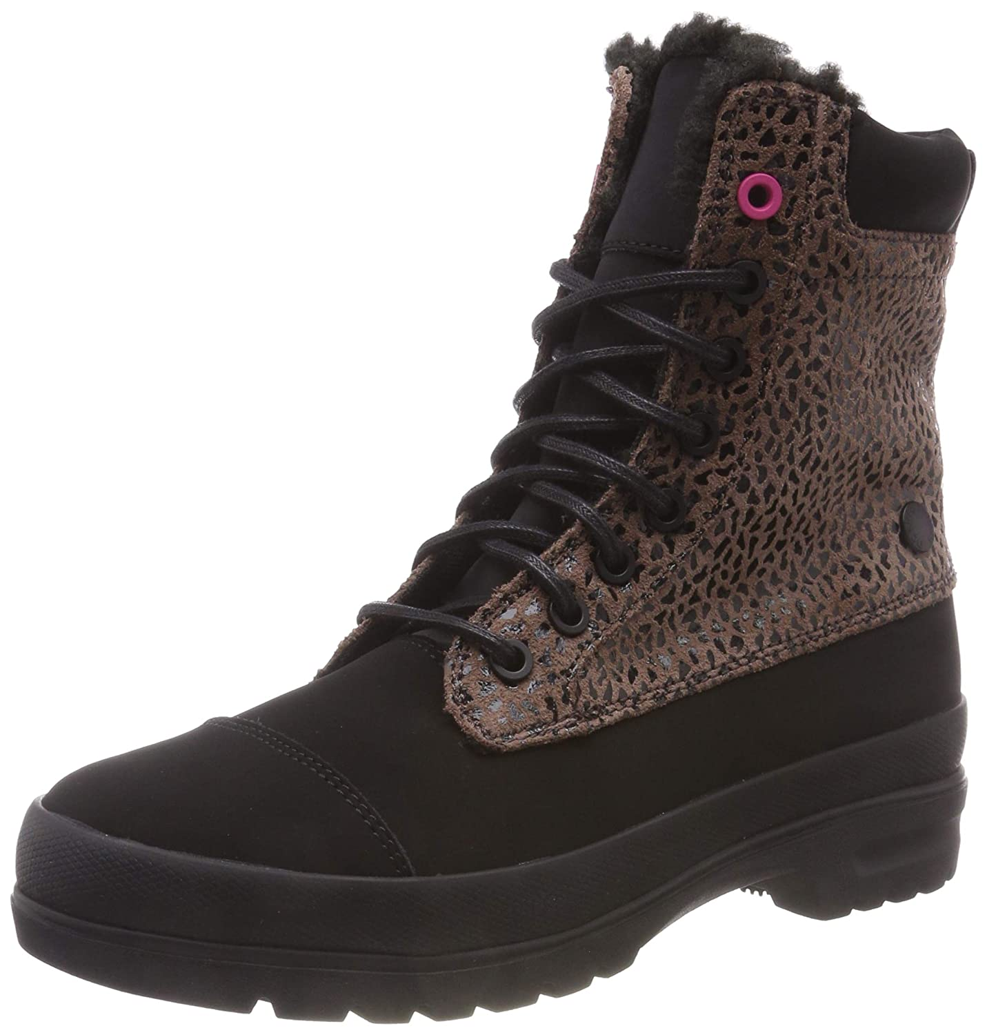 DC Shoes Amnesti Winter, Chaussures de Skateboard Femme ADJB300010