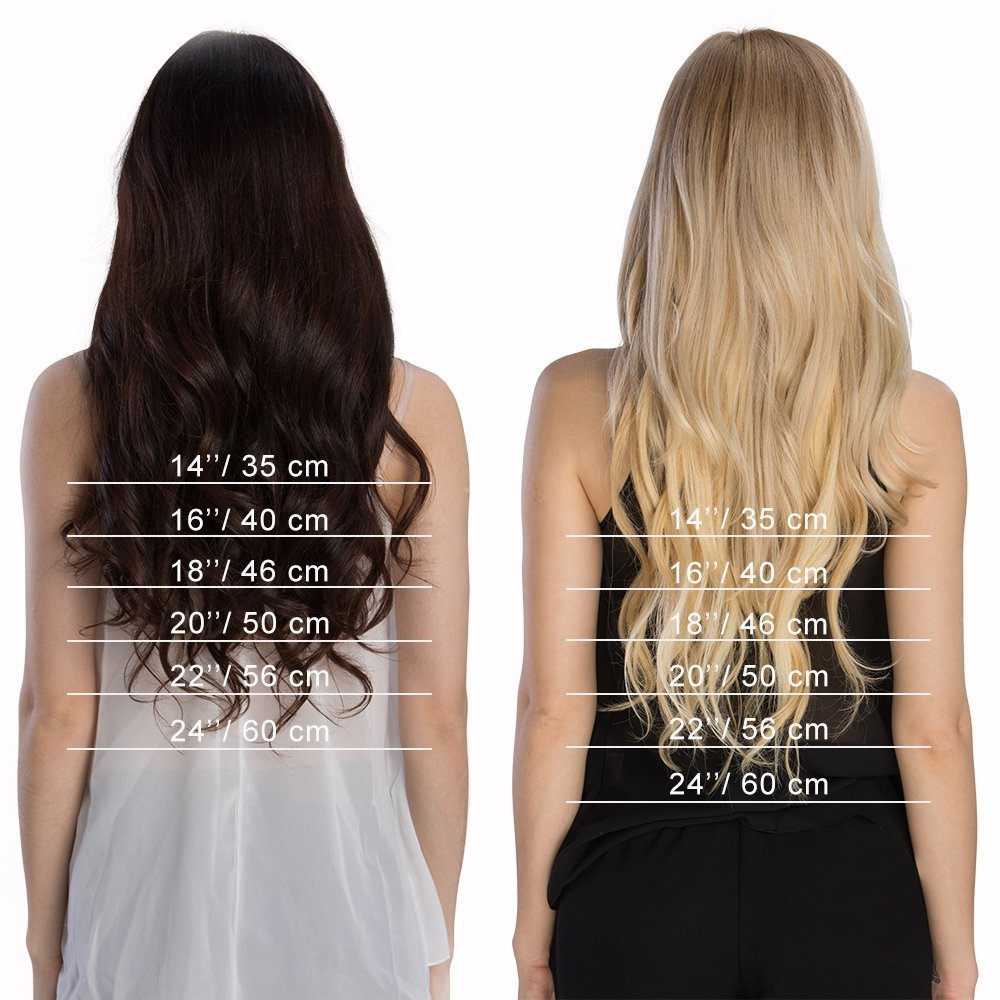 Amazon Kinghair Dirty Blonde18 Clip In Remy Hair Extensions