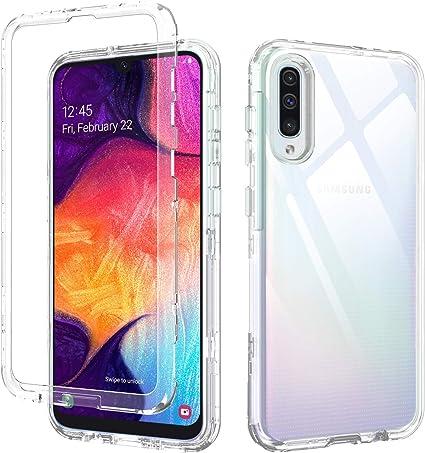 BENTOBEN Funda Samsung A50, Carcasa Samsung A50 Transparente ...