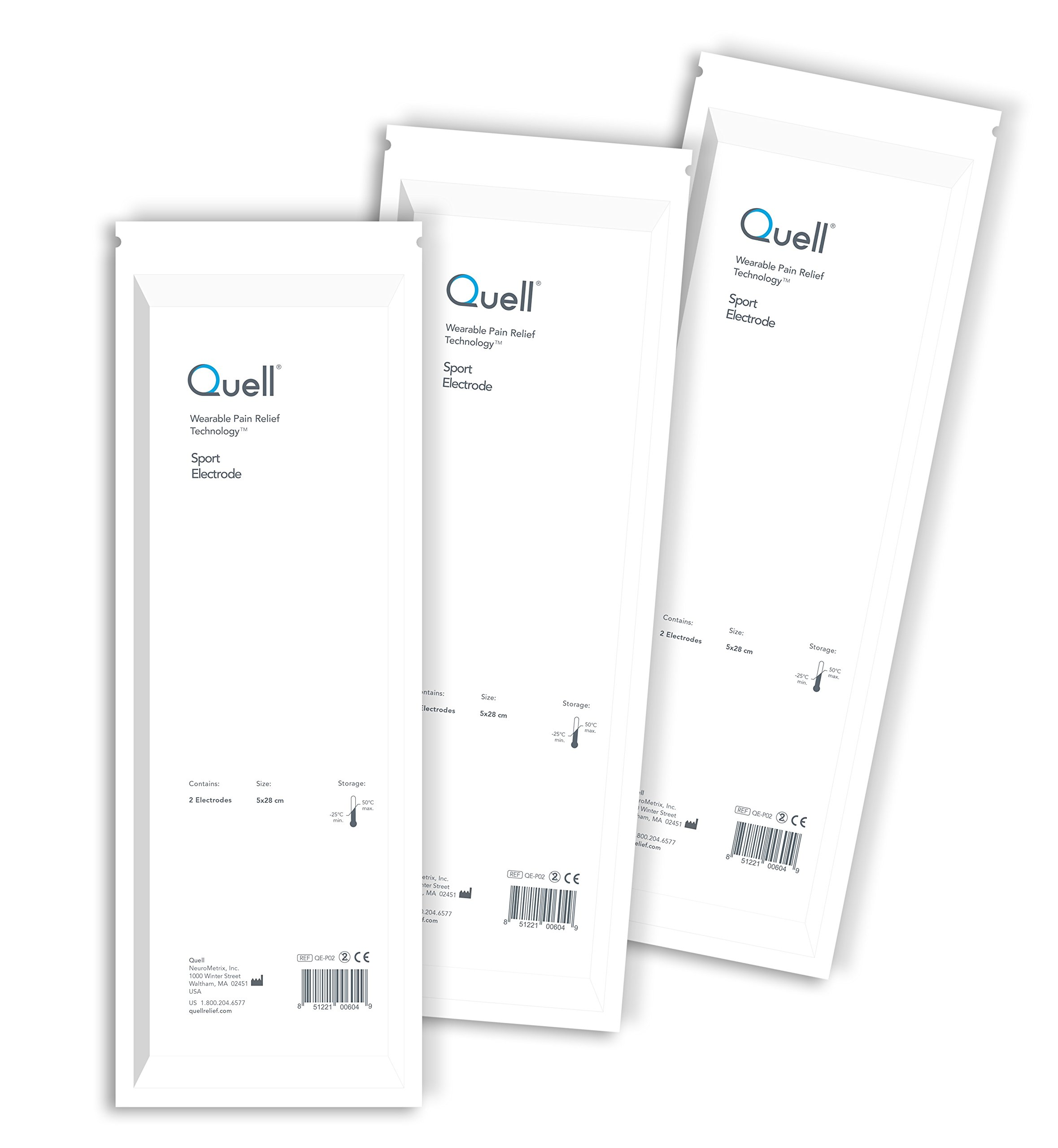 Quell Sport Electrodes – Three Month Supply by Quell