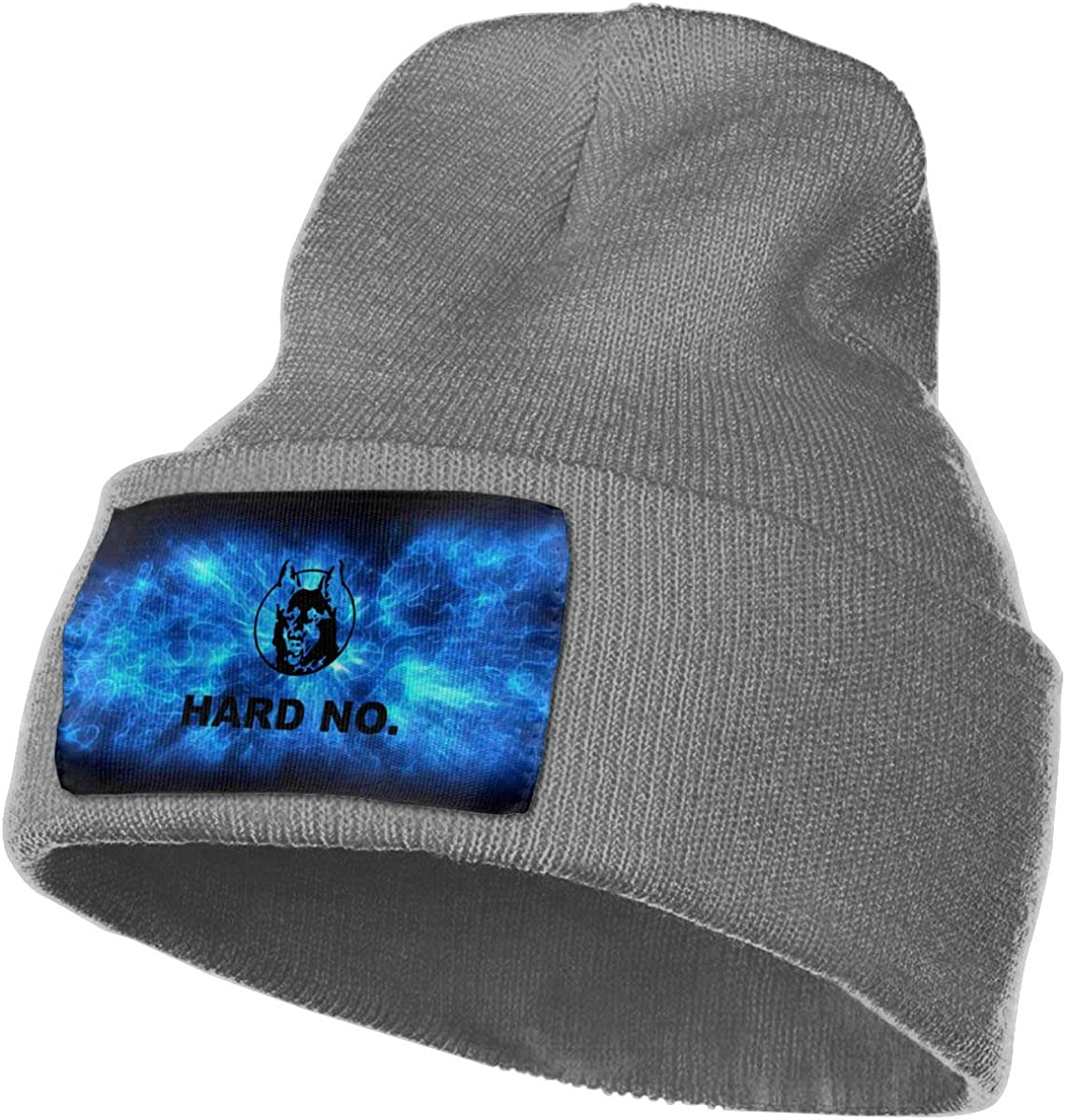 Hard No Letterkenny Winter Beanie Hat Knit Hat Cap for for Men /& Women