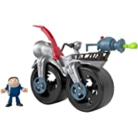 Deals on Fisher-Price Imaginext Minions Grus Rocket Bike GMP38
