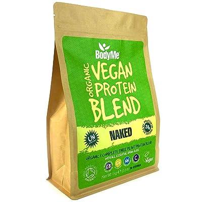 BodyMe Organic Vegan Protein Powder Blend