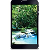 (Renewed) iBall Slide Spirit X2 Tablet (7 inch, 8GB, Wi-Fi + 4G LTE + Voice Calling), Jet Black