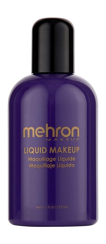 Mehron Makeup Liquid Face and Body Paint (4.5 oz) (PURPLE)