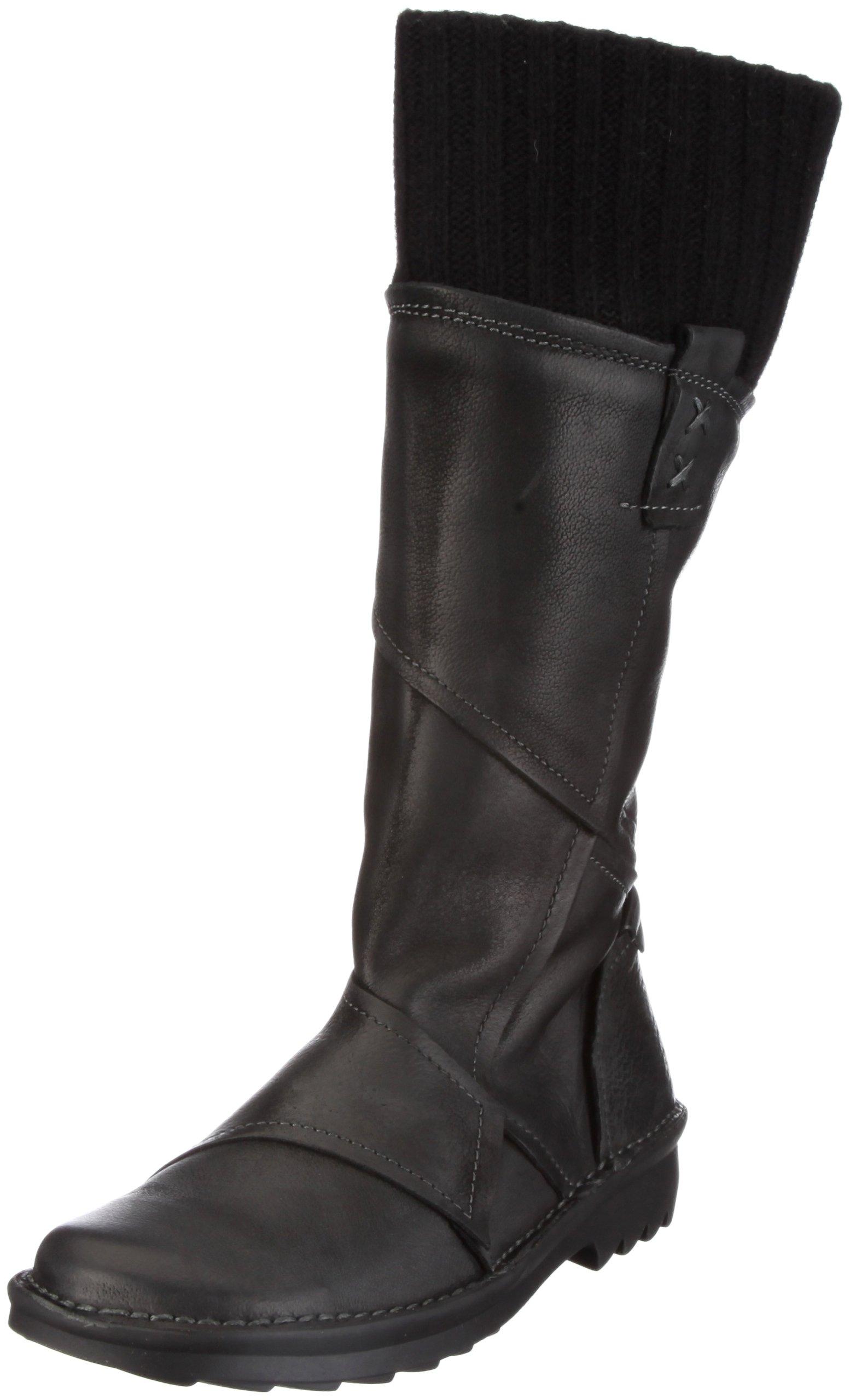 camel active pandora women 39 s boots black 7 uk new ebay. Black Bedroom Furniture Sets. Home Design Ideas