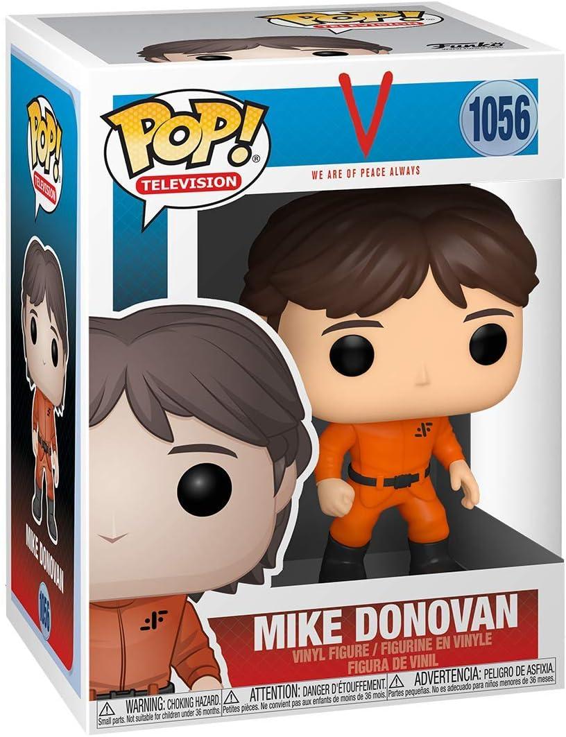 Funko Pop TV Mike Donovan V TV Show