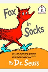 Fox in Socks (Beginner Books(R)) Kindle Edition
