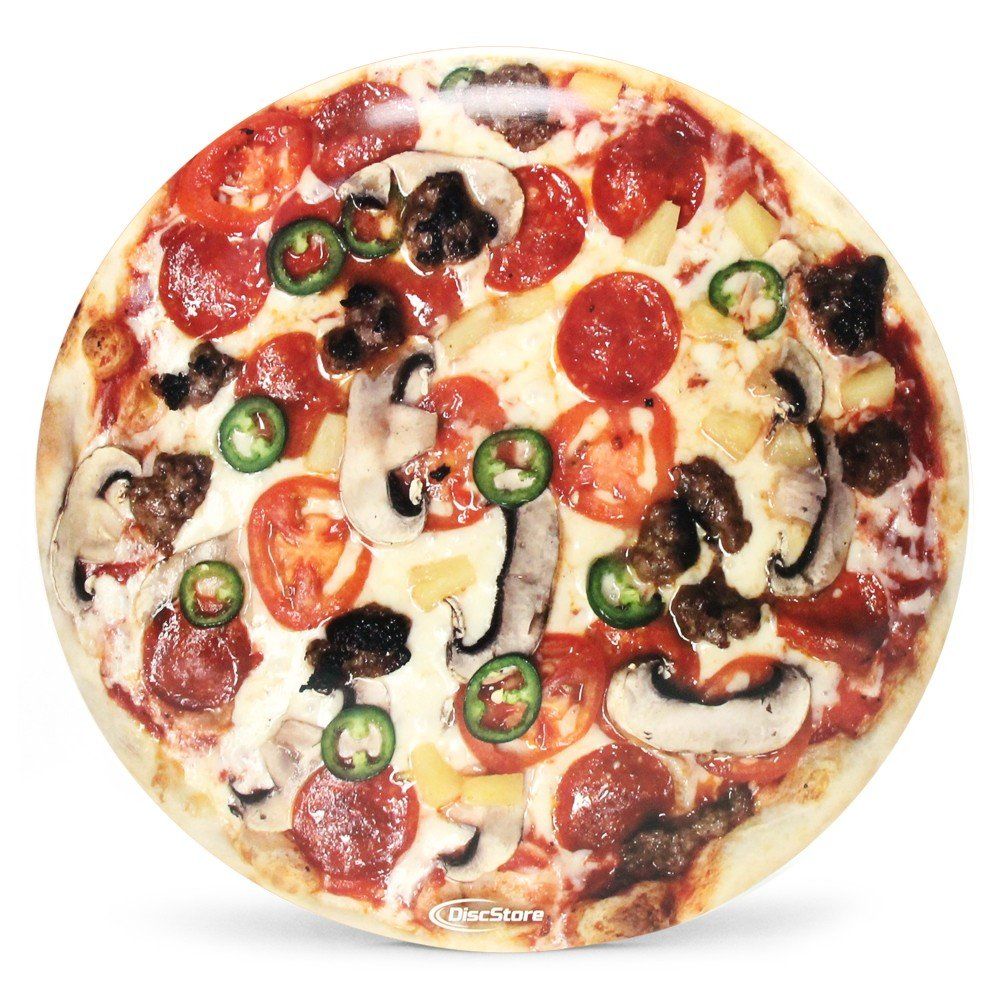 Discraft ESP Buzzz Supercolor Pizza Disc Golf