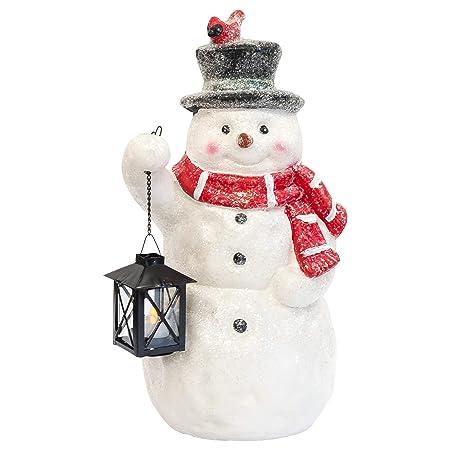 Mark Feldstein Sparkle Snowman 17