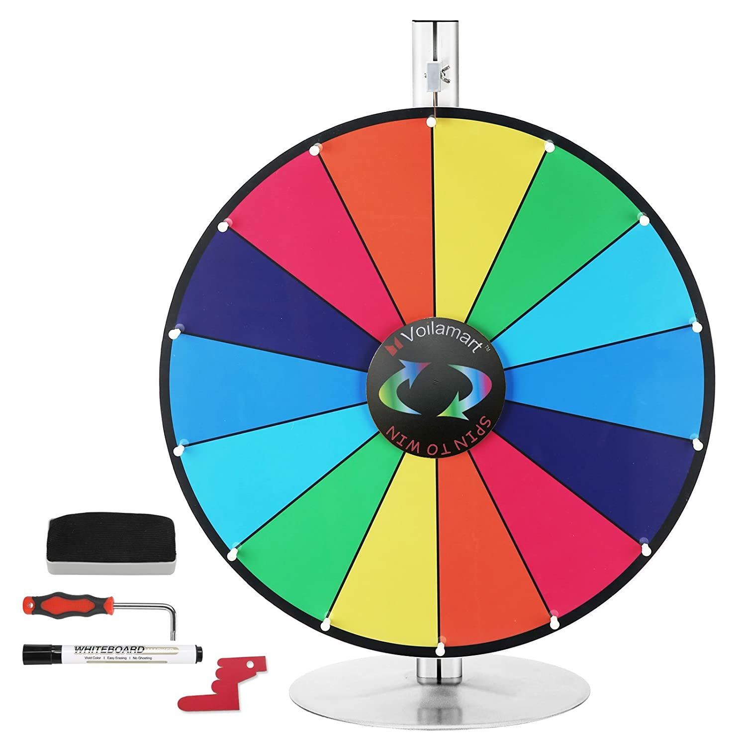 Roulette Wheels & Accessories: Toys & Games: Amazon.co.uk