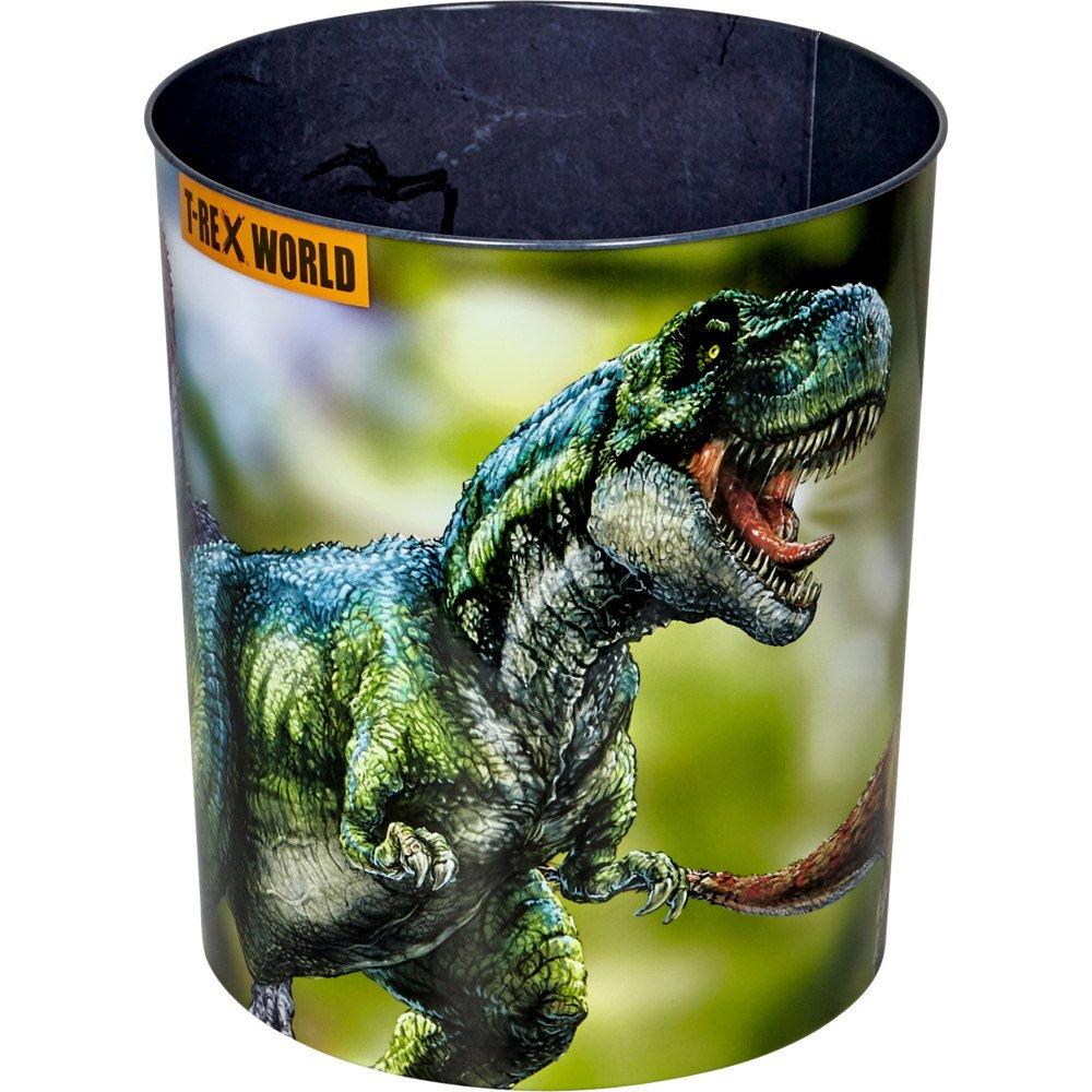 Spiegelburg 14539 Waste-paper Basket Bin Dinosaur T-Rex World Die Spiegelburg