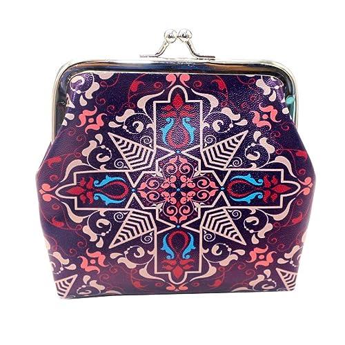 Amazon.com: Monedero para mujer, bolso de dinero, bolso de ...