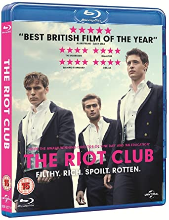 The riot club blu ray amazon natalie dormer sam claflin image unavailable malvernweather Image collections