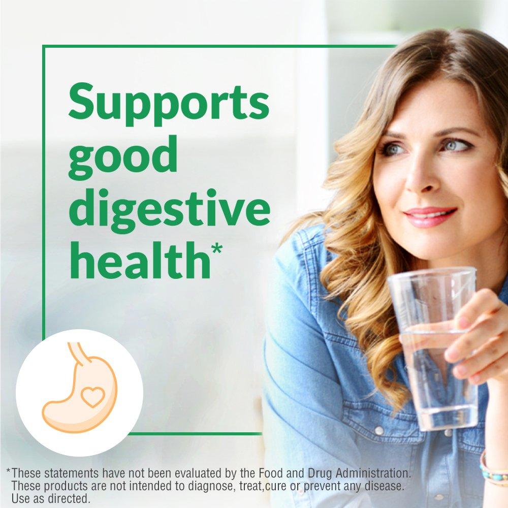Benefiber Kiwi Strawberry Fiber Supplement Drink Mix 24 Sticks (Pack of 2)