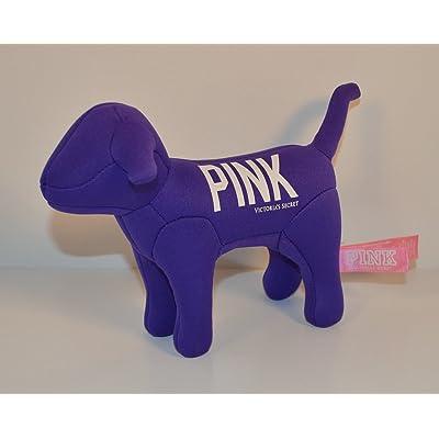 5Star-TD Victoria's Secret Pink Dog 7' Plush Purple: Toys & Games