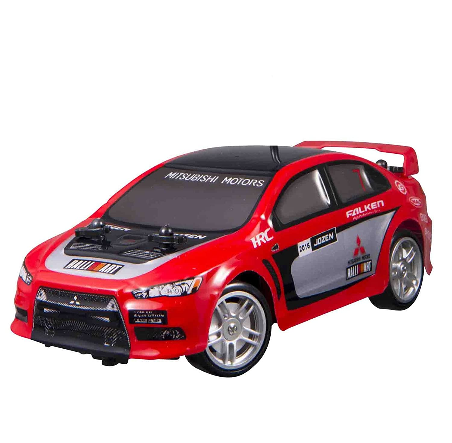 Jozen Jozen Dart Max 1./2.4. Drift Car RC Mitsubishi Lancer Evolution Rallye