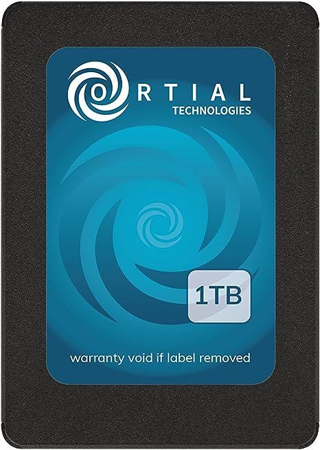 ortial 1 TB Interno SATA 6 GB/s Unidad de Estado sólido SSD de 2,5 ...
