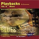 Playbacks für Drummer Vol. 5 - Blues