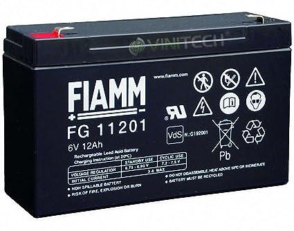 Akkus & Batterien Blei Akku 6v Batterie Wartungsfrei Akkumulator 6 Volt Agm Gel Bleigel Bleiakku Heimwerker