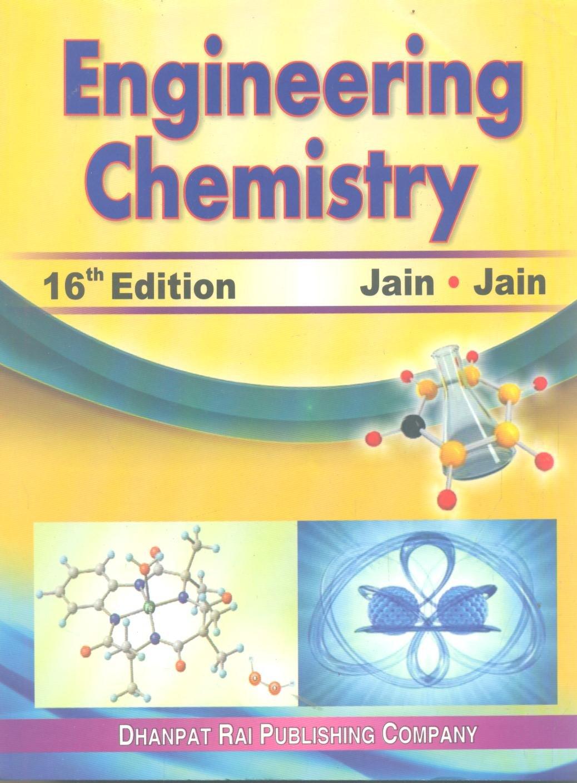 jain and jain engineering chemistry 1st year free download