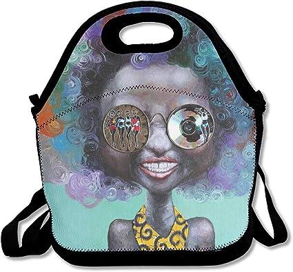 Bolsa Porta Alimentos,Afro Girls Black Girl African American ...