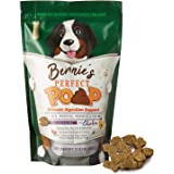 Perfect Poop Digestion & Health Supplement for Dogs: Fiber, Prebiotics, Probiotics, Enzymes Digestive, Hard & Soft Stool, Imp