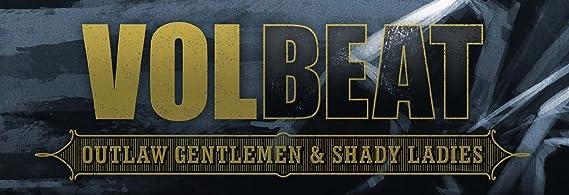 Volbeat Autoaufkleber Sticker Aufkleber Limited Edition Wasserfest Auto