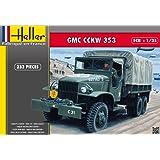 Heller - 81121 - Construction Et Maquettes - Gmc - Echelle 1/35ème