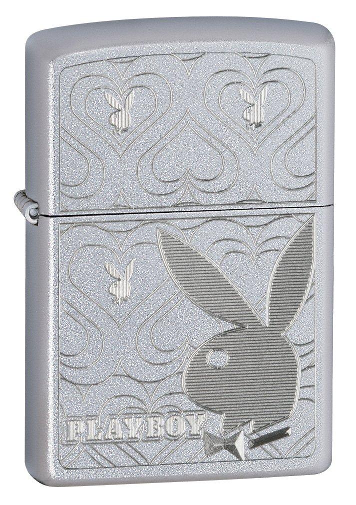 Playboy Zippo Feuerzeug  Kostenlose Gravur