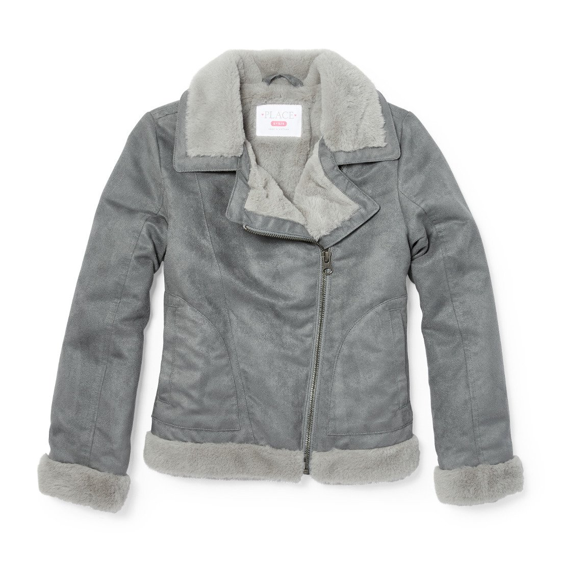 The Childrens Place Girls Jacket